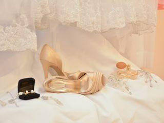 O casamento de Larissa e Thiago 1