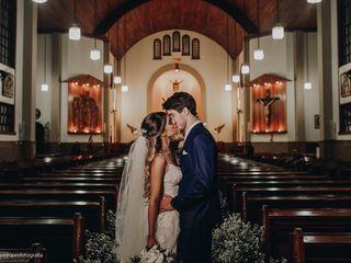O casamento de Gabriela e José Victor