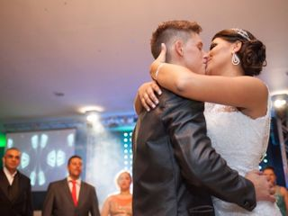 O casamento de Glaucia e Lucas