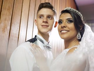 O casamento de Glaucia e Lucas 3