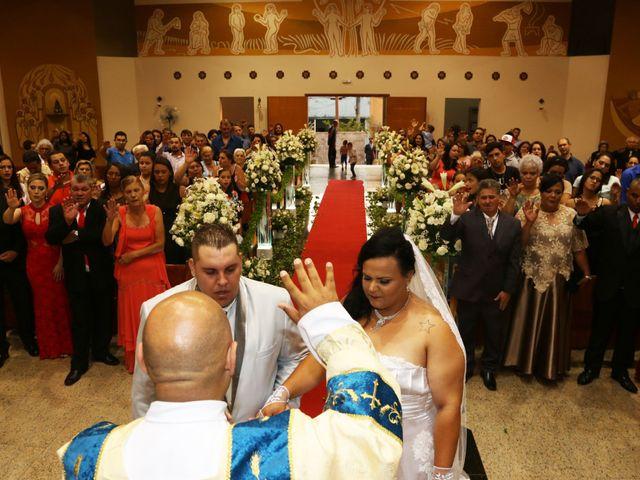 O casamento de Juliana e Renato