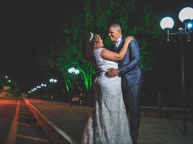 O casamento de Aline e Ivan