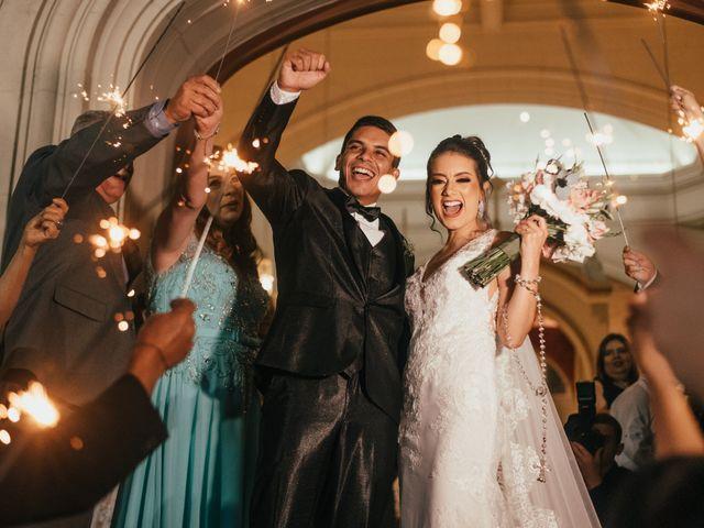 O casamento de Fernanda e Wilson