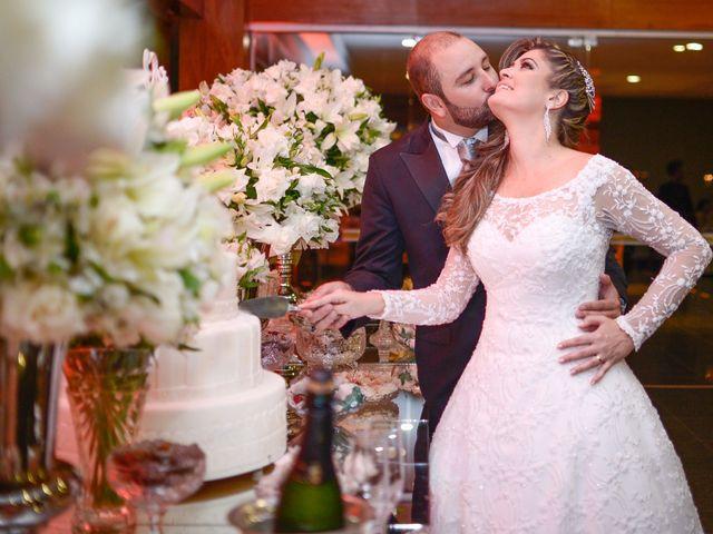 O casamento de Vania e Gilmar