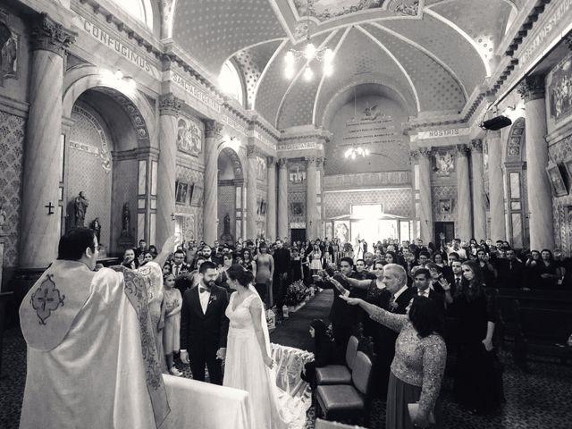 O casamento de Bruna e Matheus