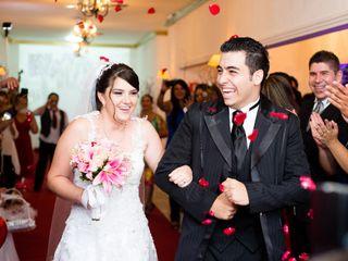 O casamento de Vivian e Ricardo