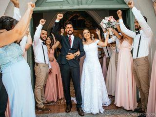 O casamento de Jessica  e Guilherme