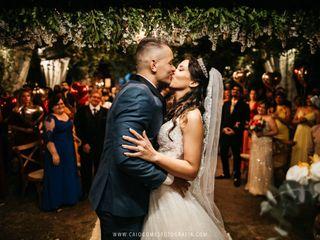 O casamento de Sara e Rodrigo