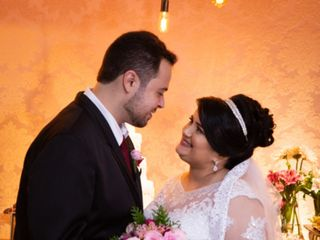O casamento de Adrieli  e Vinícius