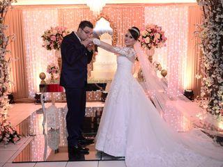 O casamento de Camila e Cassimiro 1