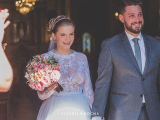 O casamento de Danielle e Gabriel