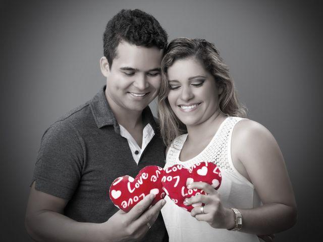 O casamento de Luciel e Shirlene em Belém, Pará 9