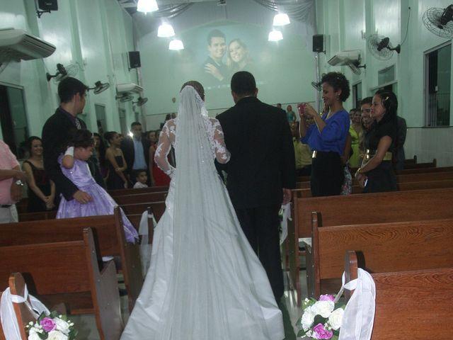 O casamento de Luciel e Shirlene em Belém, Pará 10