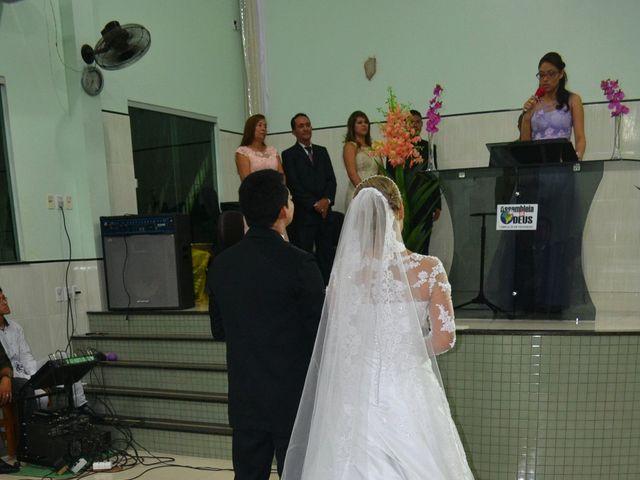 O casamento de Luciel e Shirlene em Belém, Pará 11