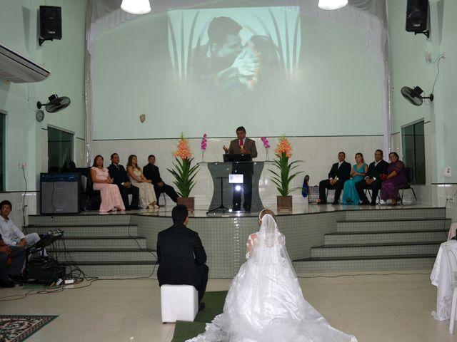 O casamento de Luciel e Shirlene em Belém, Pará 1