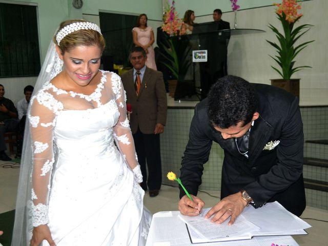 O casamento de Luciel e Shirlene em Belém, Pará 12