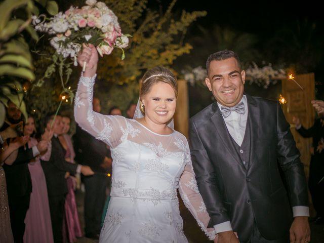 O casamento de Sindy e Adriano