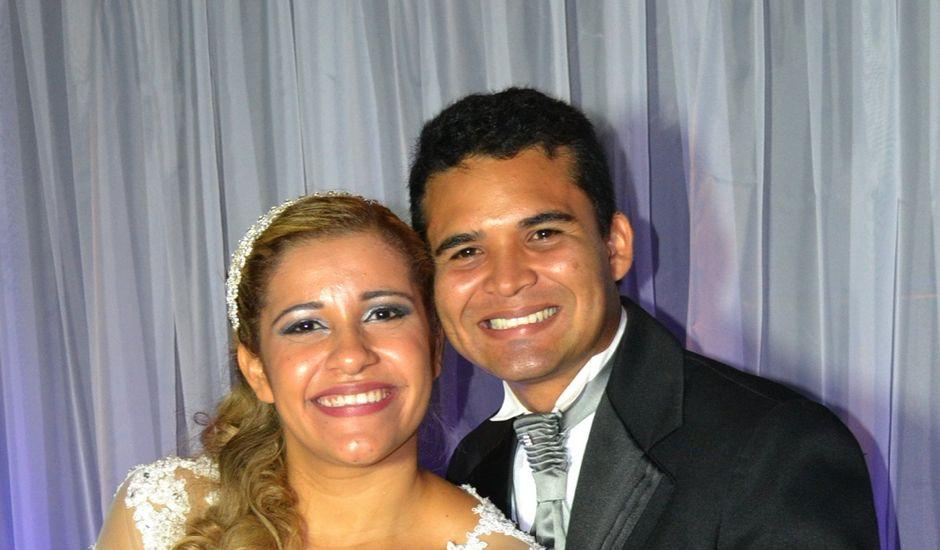 O casamento de Luciel e Shirlene em Belém, Pará
