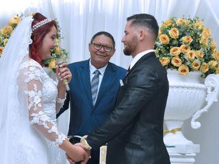 O casamento de Susanna  e Guilherme
