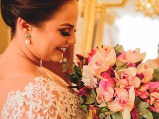 O casamento de Viviane e Milton 2