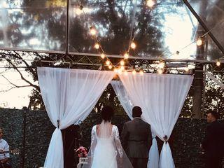 O casamento de Flaviana  e Jomer