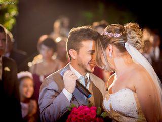 O casamento de Bruna e Robson