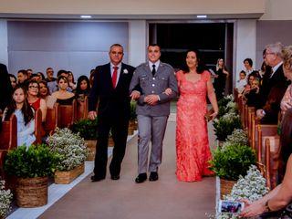 O casamento de Denise e Gustavo 1