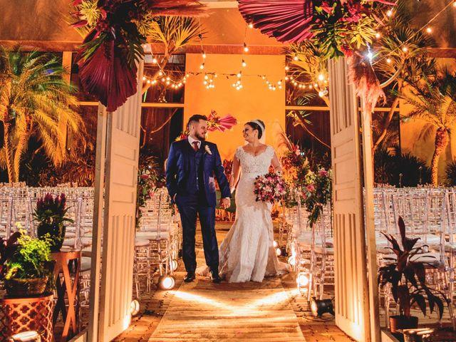 O casamento de Milton e Viviane em Campo Grande, Mato Grosso do Sul 1