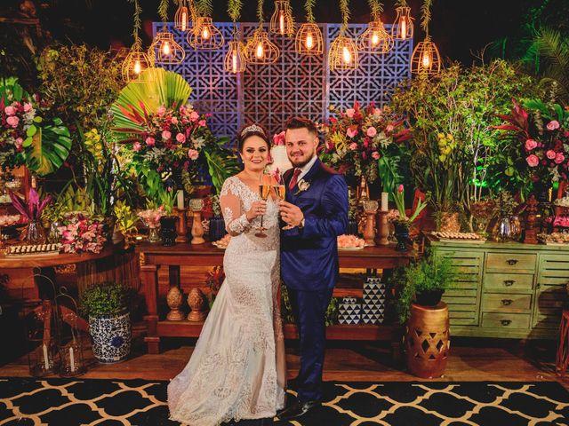 O casamento de Milton e Viviane em Campo Grande, Mato Grosso do Sul 31