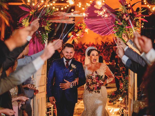 O casamento de Milton e Viviane em Campo Grande, Mato Grosso do Sul 21