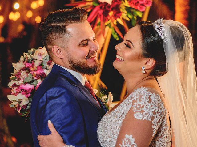 O casamento de Milton e Viviane em Campo Grande, Mato Grosso do Sul 22