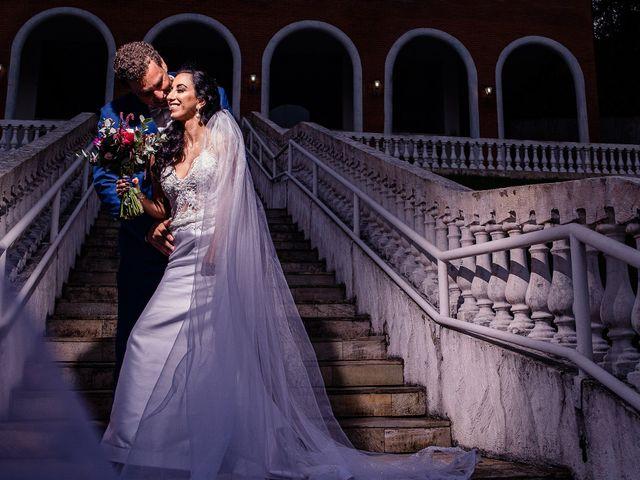 O casamento de Jimena e Jorge