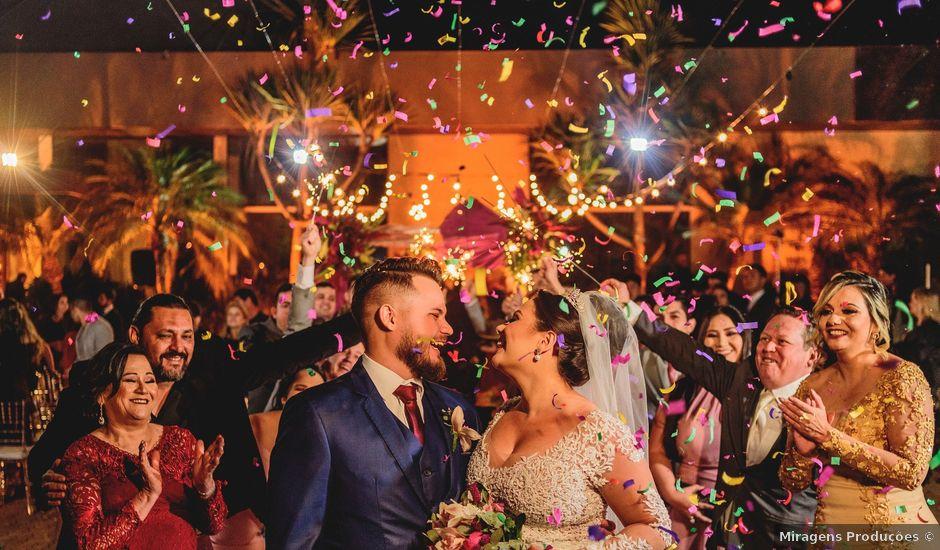 O casamento de Milton e Viviane em Campo Grande, Mato Grosso do Sul