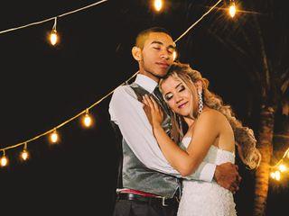 O casamento de Thalyta e Warlley