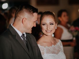 O casamento de Ingrid e Volnei