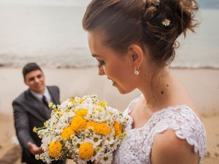 O casamento de Amanda e Julio