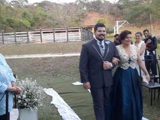O casamento de Bárbara e Felipe 1