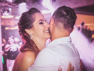 O casamento de Tassia e Tiago