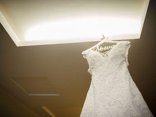 O casamento de Fabrícia e Diego 1