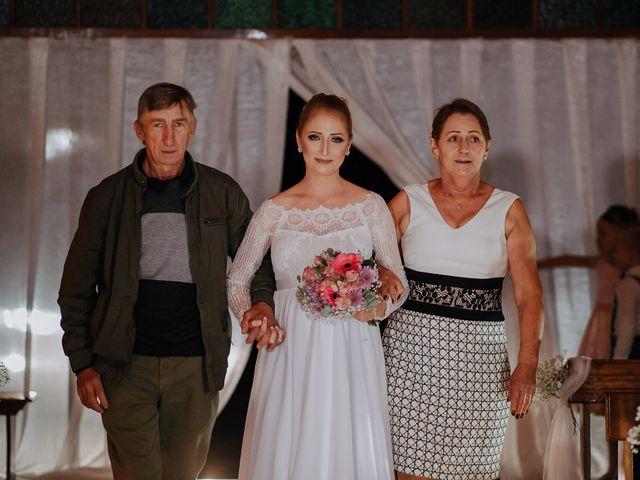 O casamento de Volnei e Ingrid em Salete, Santa Catarina 15