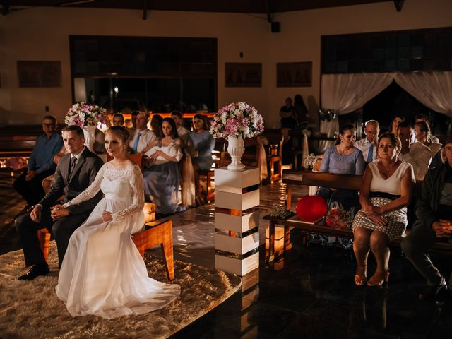 O casamento de Volnei e Ingrid em Salete, Santa Catarina 19