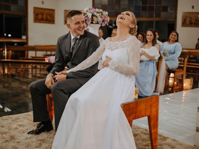O casamento de Volnei e Ingrid em Salete, Santa Catarina 20