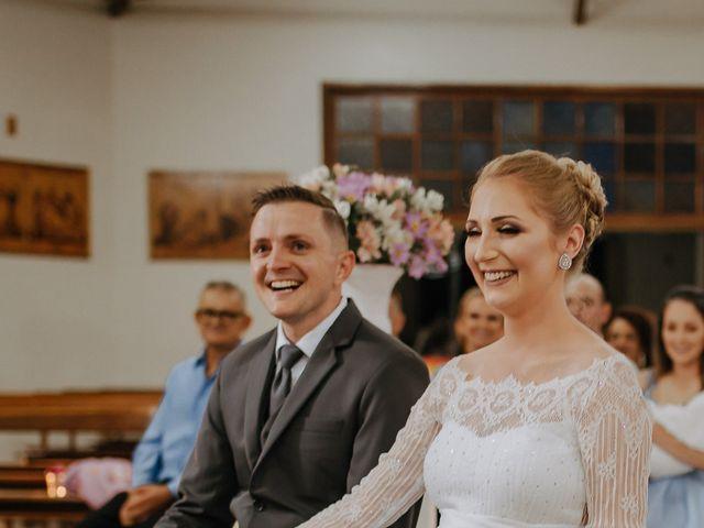 O casamento de Volnei e Ingrid em Salete, Santa Catarina 21