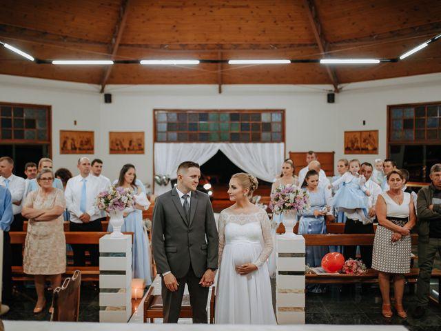 O casamento de Volnei e Ingrid em Salete, Santa Catarina 23