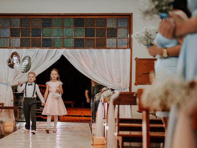 O casamento de Volnei e Ingrid em Salete, Santa Catarina 27