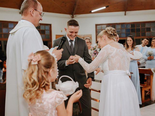 O casamento de Volnei e Ingrid em Salete, Santa Catarina 30