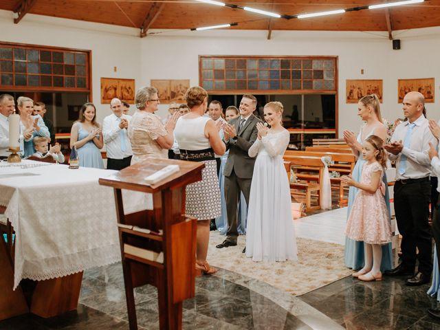 O casamento de Volnei e Ingrid em Salete, Santa Catarina 37