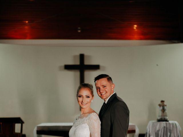 O casamento de Volnei e Ingrid em Salete, Santa Catarina 1