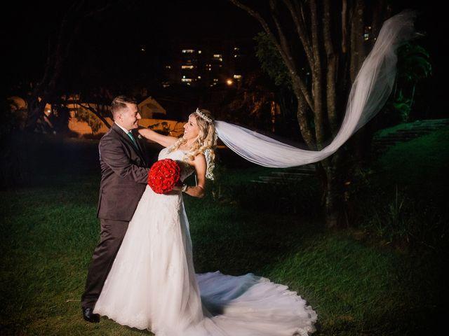 O casamento de Fabrícia e Diego