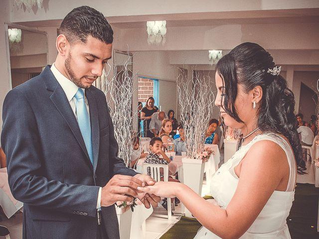 O casamento de Weliton e Fabiana